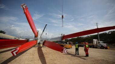 Proyectos de energías renovables mueven inversiones por $ 11 billones