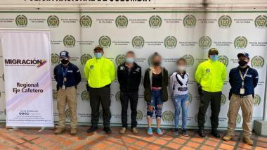 Cae red del Clan del Golfo que explotaba sexualmente a colombianas en China