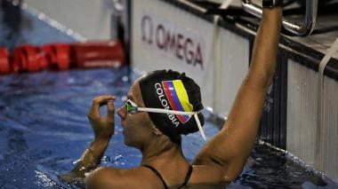 Isabella Arcila se despidió de los Juegos Olímpicos de Tokio