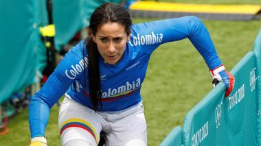 Mariana Pajón acepta que a ella y su esposo los amenazaron