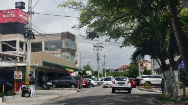 Robo a banco al norte de Barranquilla en centro comercial Plaza norte