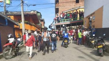 En albergues de Ituango 12 personas resultaron contagiadas por la covid