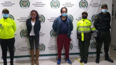 Madre de Sara Sofía fue recapturada en Bogotá