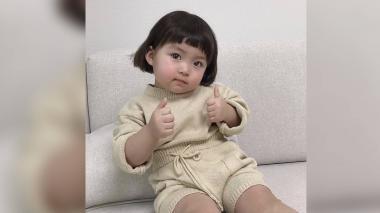 La razón por la cual compartir stickers de la niña asiática puede meterlo en problemas legales