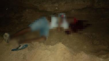 Dos hombres fueron asesinados a bala en Manaure