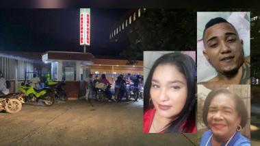 Dos muertos y un herido en atentado sicarial es Santa Marta