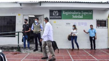 Registraduría denuncia amenazas a sus funcionarios en Soledad y Malambo