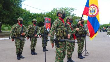 En Santa Marta conmemoran 211 años del Ejército y 202 de Batalla de Boyacá