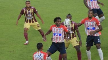 """""""Nos está faltando el gol"""": Didier Moreno"""
