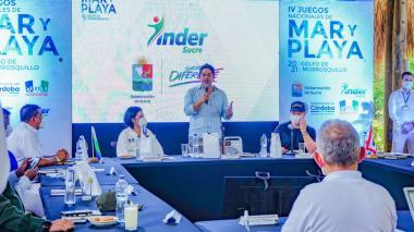 Sucre es sede principal de los IV Juegos Nacionales de Mar y Playa