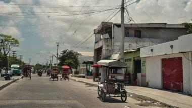 Dos hombres asesinados en medio de ataque sicarial en Rebolo