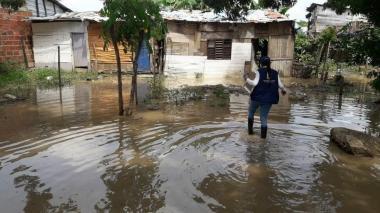 Cartagena se prepara para segunda temporada de lluvias
