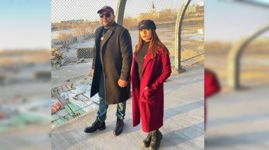 Jennifer Arenas lanzó 'Cuando' junto a Calle Cardona