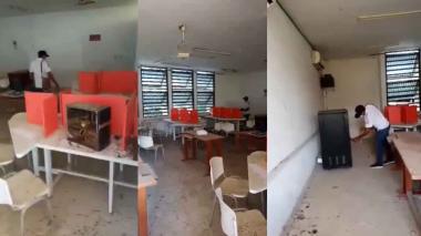 Fecode denuncia abandono educativo en Sucre-Sucre