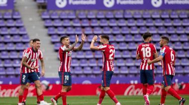 La Liga de España comienzo su andar post-Messi