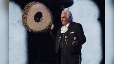 Según medios mexicanos, Vicente Fernández ya tiene listo su testamento