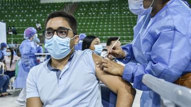 A Barranquilla llegan más vacunas para la aplicación de primeras dosis
