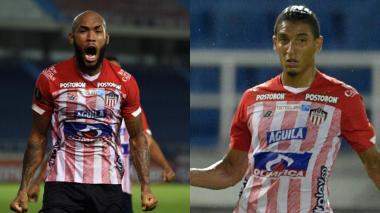 Gabriel Fuentes y Freddy Hinestroza fueron incluidos en el equipo ideal de la cuarta fecha de la Liga