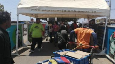 Migrantes venezolanos pueden acceder al sistema de Salud con el PPT