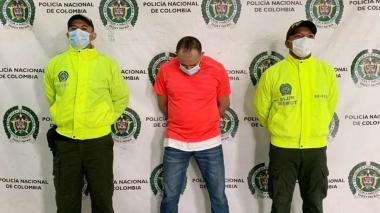 Cae en Montería hombre que tiene 13 procesos penales