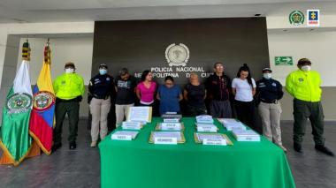 Capturan a clan familiar por trata de blancas en Norte de Santander
