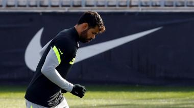 At. Mineiro espera a Diego Costa el lunes para firmar contrato hasta 2022
