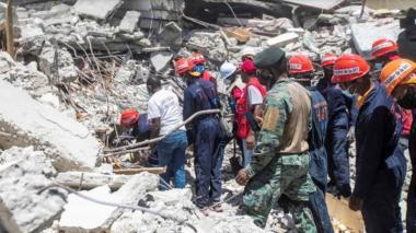 Haití pide ayuda internacional para afrontar los efectos del terremoto