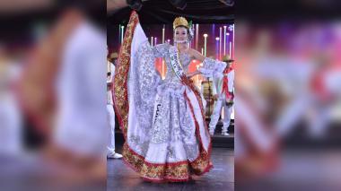 Nueva Emperatriz Nacional de la Cumbia