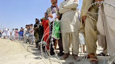 """""""Hay una amnistía general y no habrá hostilidades"""", asegura líder talibán"""