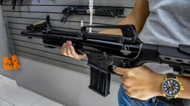 Roban 45 armas traumáticas en el norte de Barranquilla