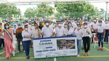 Garantizan recursos para el 'templo' de la galleta de soda y el diabolín en Córdoba