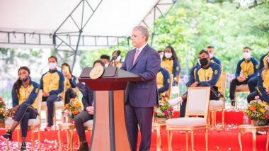 Duque rechaza la creación de comando contra crimen cometido por migrantes