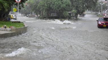 Gobernación atiende a 281 familias afectadas por fuertes lluvias