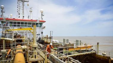 Compromiso para la continuidad del dragado del Puerto