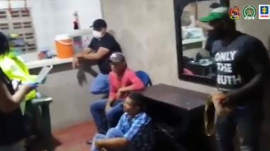 Caen presuntos sicarios del 'Clan del Golfo' en La Guajira