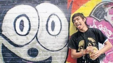 Capturan a expolicía que asesinó a grafitero Diego Felipe Becerra