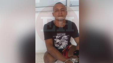 Juez envía a prisión a 'Gringo' por homicidio de policía en Malambo