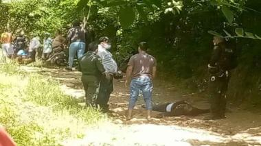 Hombre fue acribillado en una trocha de Pital de Megua, Atlántico