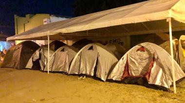 Entregan ayudas a familias damnificadas en Lorica y Montería