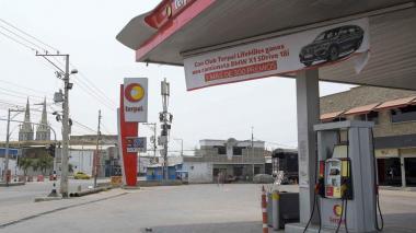 Crisis de combustible se resolvería en el transcurso de la semana