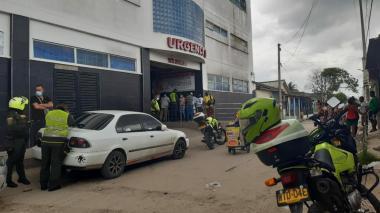 De seis balazos asesinan a supuesto atracador en La Concepción, Soledad