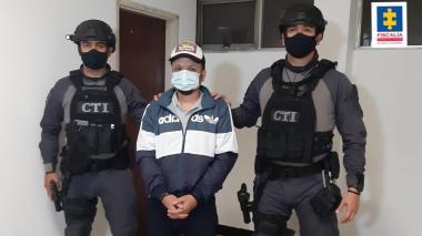 Expolicía que mató a joven grafitero pagará los 37 años en La Picota