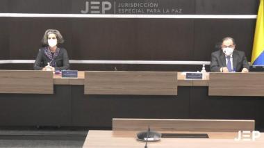 JEP abrirá casos por desplazamientos y masacres