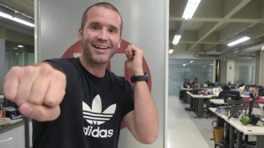 El golpe con fines sociales que quiere dar Antonio Merlano