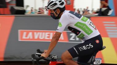 """""""El ciclismo es atacar y reventar"""": Egan Bernal"""