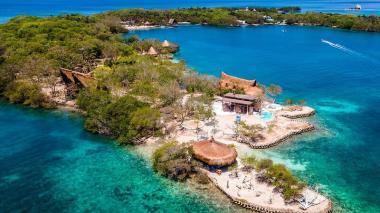 Definen acciones para la protección del archipiélago de Islas del Rosario