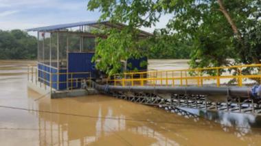 Turbiedad en el Sinú afectaría el suministro de agua en Córdoba