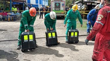 Al menos ocho mineros murieron por explosión en socavón de Boyacá