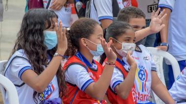 La tercera edición de la Copa Claro contará con más de tres mil niños