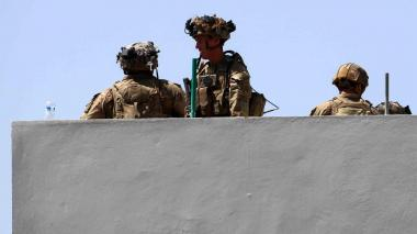Aumenta la cifra de soldados de EE. UU. muertos en Kabul